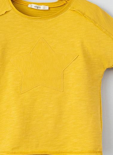 Cigit Tişört Sarı